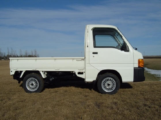 photo of 2000 Subaru Sambar