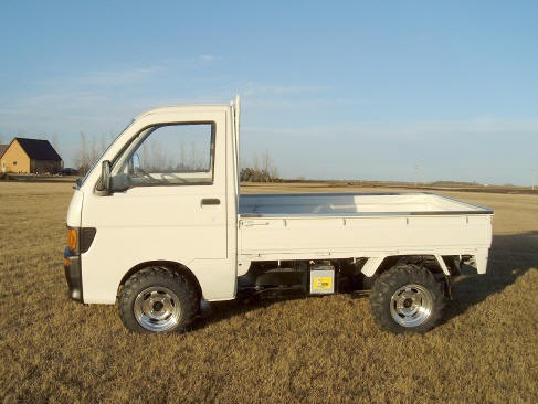 photo of 1994 Daihatsu Hijet