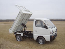 1999 Suzuki Carry Dumper
