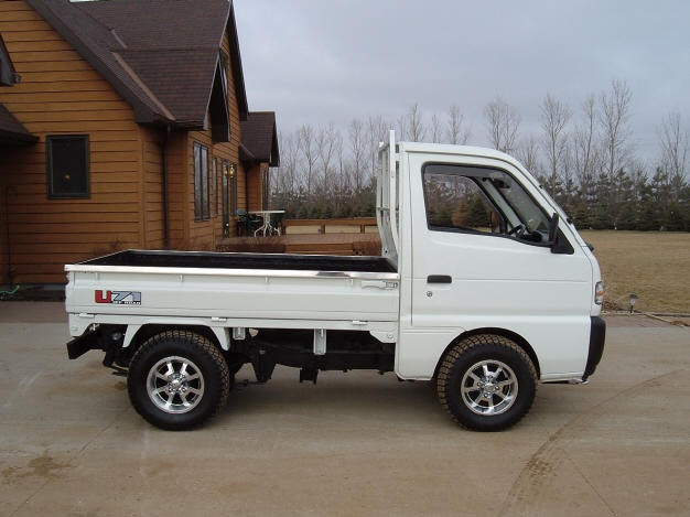 photo of 1993 Suzuki Carry