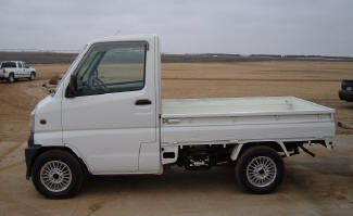 photo of 1999 Mitsubishi Minicab