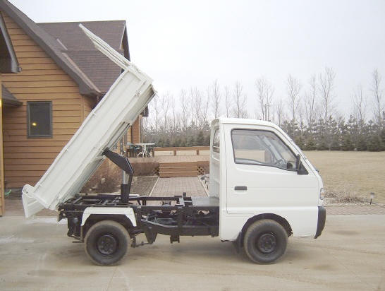photo of 1992 Suzuki Carry Dumper