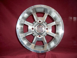 Picture of Mini-truck Rim #CR4110/CR4115