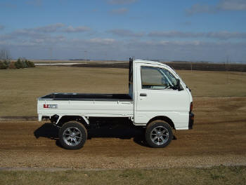 photo of 1996 Mitsubishi Minicab
