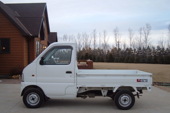 photo of 2001 Suzuki Carry