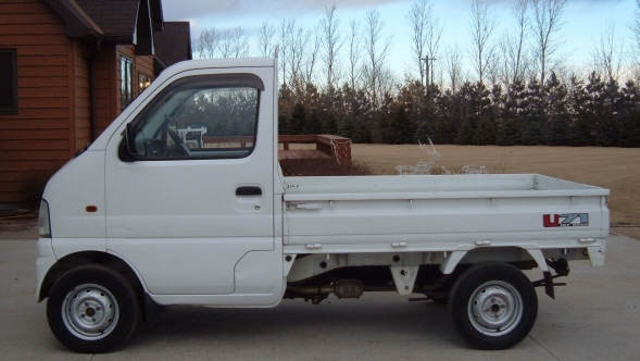 photo of 2000 Suzuki Carry
