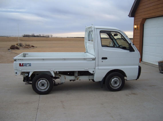 photo of 98 Suzuki Carry
