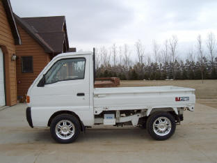 photo of 1997 Suzuki Carry